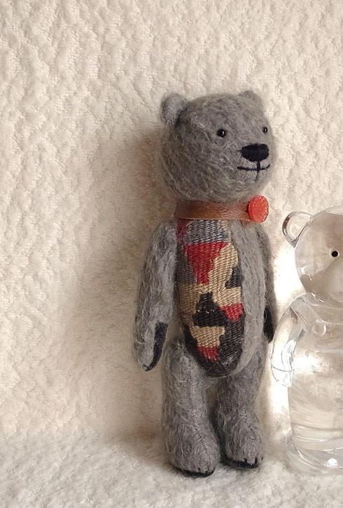 Fairy Saddle teddybear