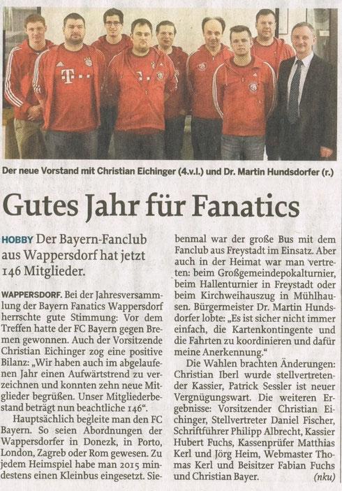 Quelle: Neumarkter Tagblatt vom 17.03.2016