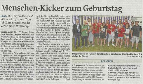 Neumarkter Tagblatt vom 25.06.2013