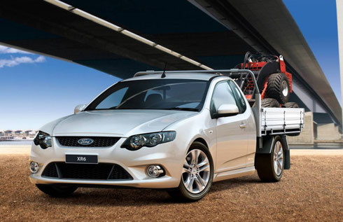 Ford falcon Ute XR6