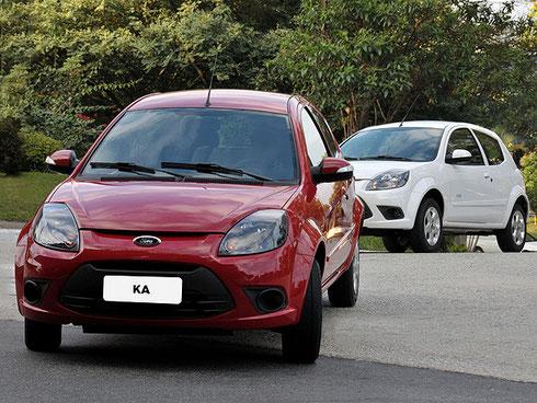 Ford Ka brésilienne 2013