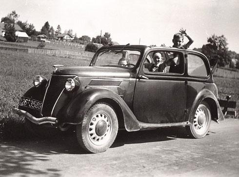Ford Eifel 1936