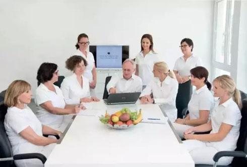 德国鲜活细胞治疗中心 羊胎素 胚胎脐血免疫干细胞 美容养颜抗衰老 医院团队