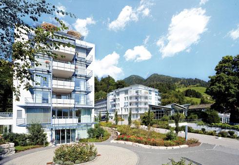 德国巴伐利亚州巴德特里斯医院 体检 欧亚商旅 Orasien 防癌 治疗
