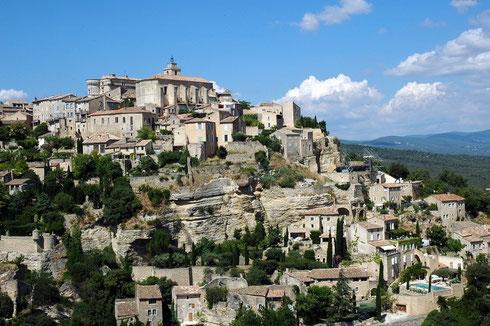 石头城(Gordes) 普罗旺斯