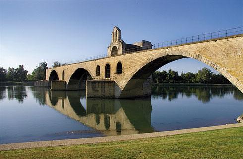 圣贝内泽桥(Pont St-benezet)