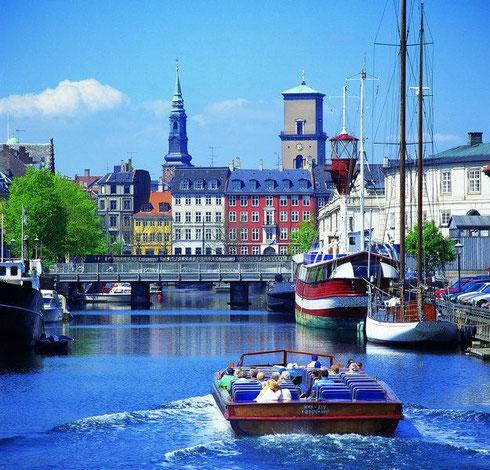 丹麦旅游 北欧 丹麦文化 丹麦自驾游