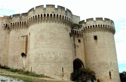 安德烈城堡(Fort Saint Andre)
