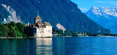 欧亚商旅 羊胎素注射 六日五晚 瑞士