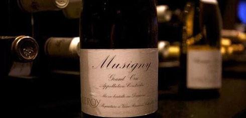 勒桦慕西尼特级园干红葡萄酒