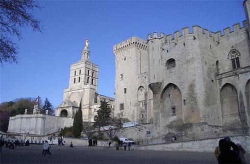 圣母大教堂(Cathedrale Notre-Dame desDoms)