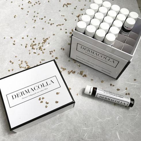 德国Dermacolla胶原蛋白肽口服液 修复美白抗衰老