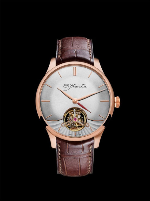 冒险者陀飞轮Venturer Tourbillion Dual Time