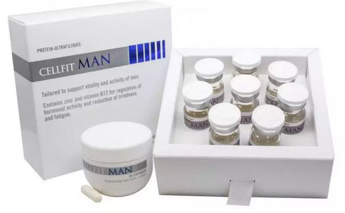德国cellfit 鲜活细胞治疗中心 羊胎素 精华口服液 干细胞 保健品