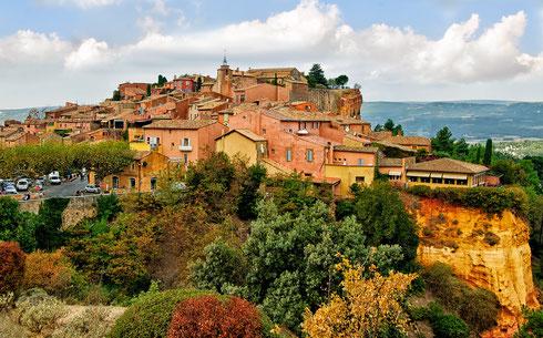 红土城(Roussillon)