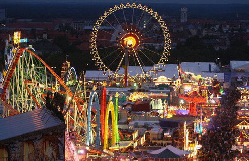 德国慕尼黑十月啤酒节  抱团参加 德国啤酒节旅游