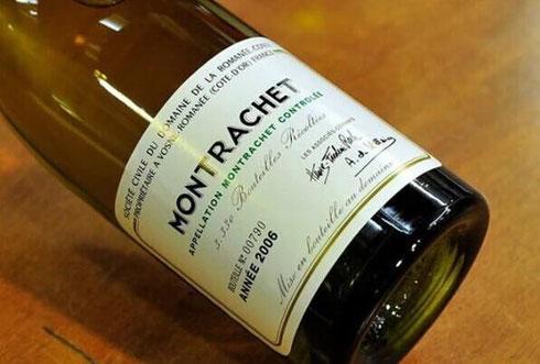 罗曼尼•康帝蒙哈榭特级园干白葡萄酒