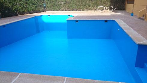 Tratamientos especiales a piscinas