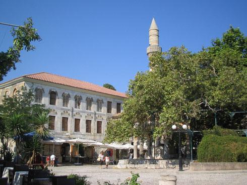 Loziya Camisi ve Hippokrates Ağacı