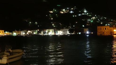 Agia Marina Gece