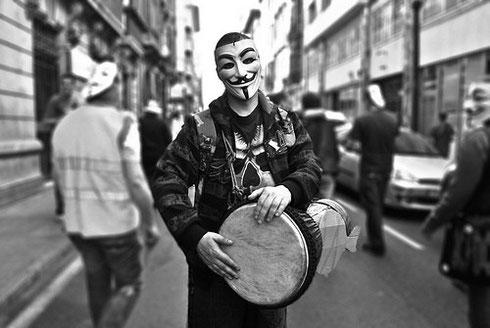 Artikel vom 03.02.2013....der von der zapatistischen Bewegung in Mexico inspiriert ist!