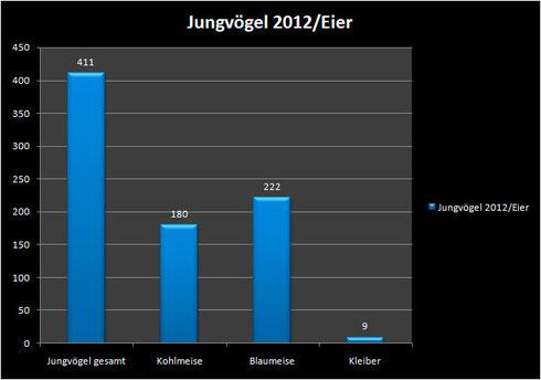 Jungvögel 2012