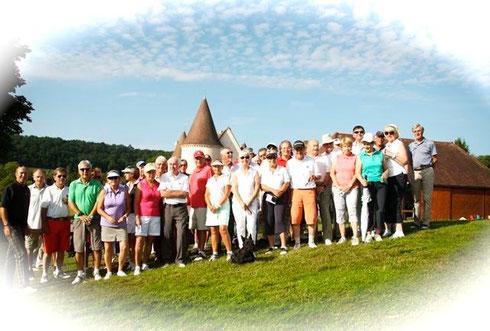 Les compétiteurs de Chailly et du Roncemay réunis dans la convivialité et le sport