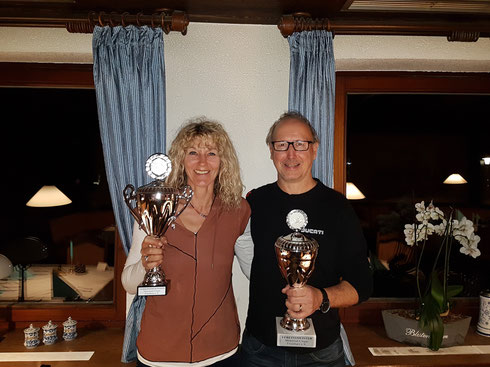 Unsere Clubmeister 2017