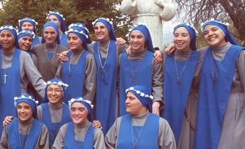 Profesión religiosa – San Rafael, Argentina