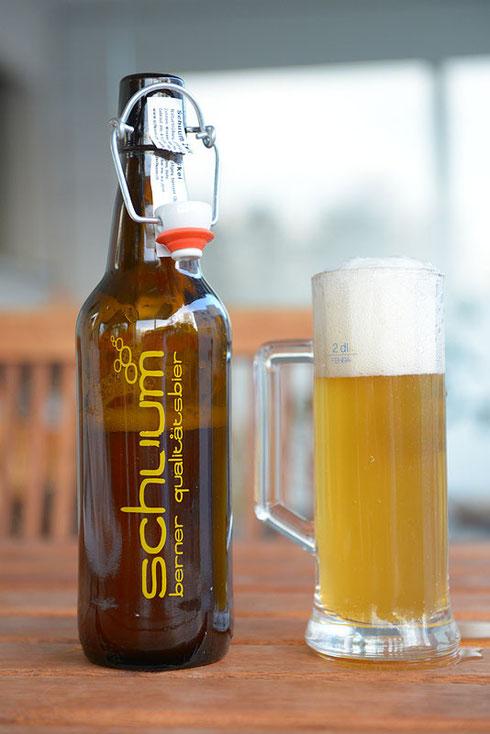 Schuum Bern - Zwickel Bier