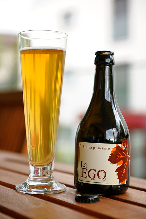 Birra San Martino - Birraspumante - La Ego