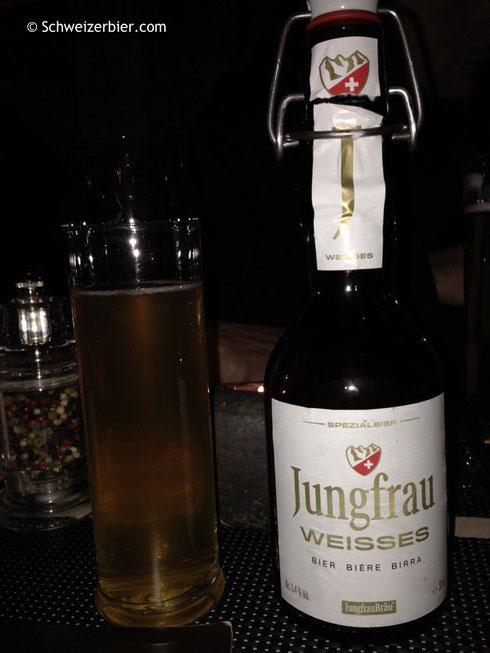 Jungfraubräu - Weisses