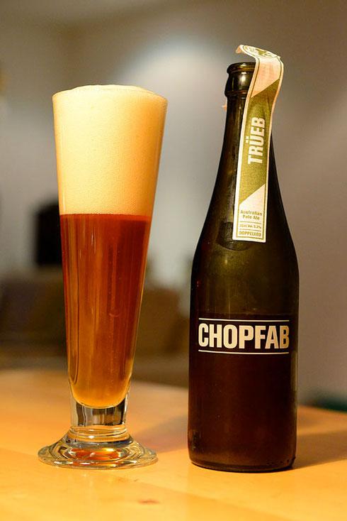 Chopfab Trüeb - Doppelleu Winterthur