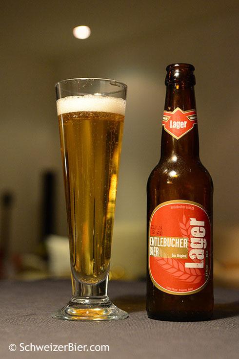 Entlebucher Bier - Lager