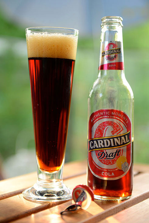 Cardinal Draft Cola