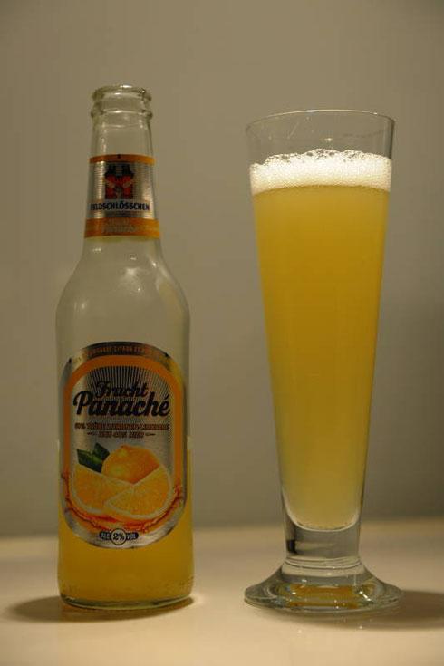 Feldschlösschen Frucht Panaché Trübe Zitrone