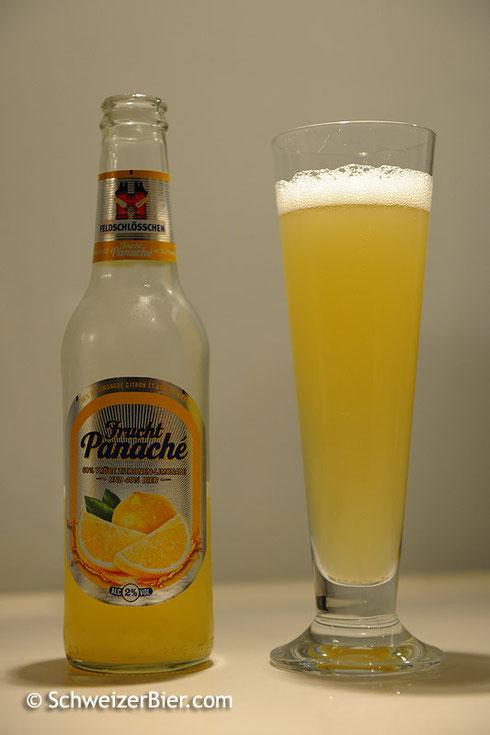 Feldschlösschen Frucht Pansche Trübe Zitrone