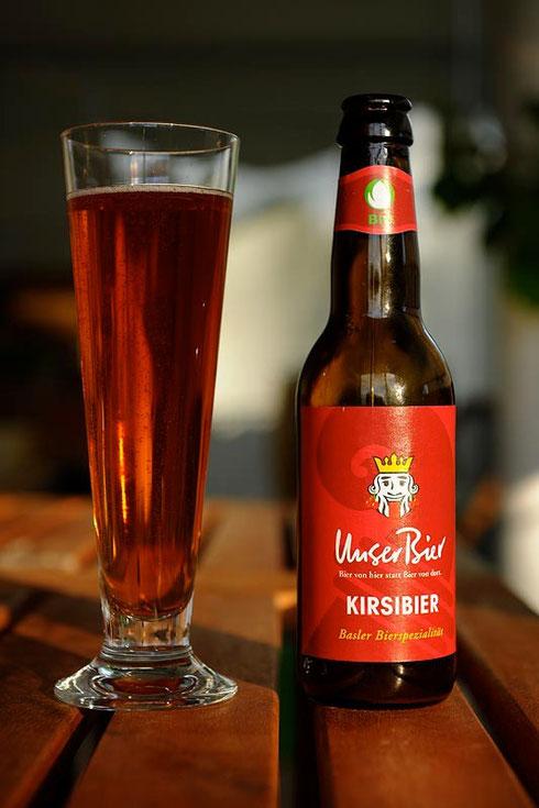 Unser Bier - Kirsibier
