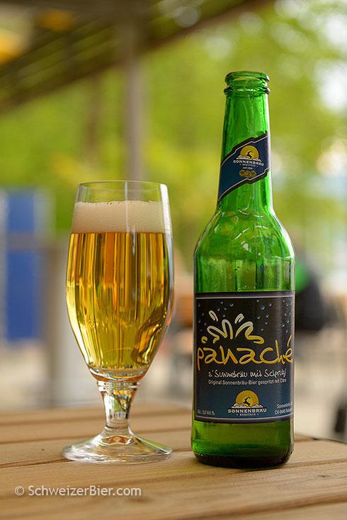Sunnebräu - Panaché