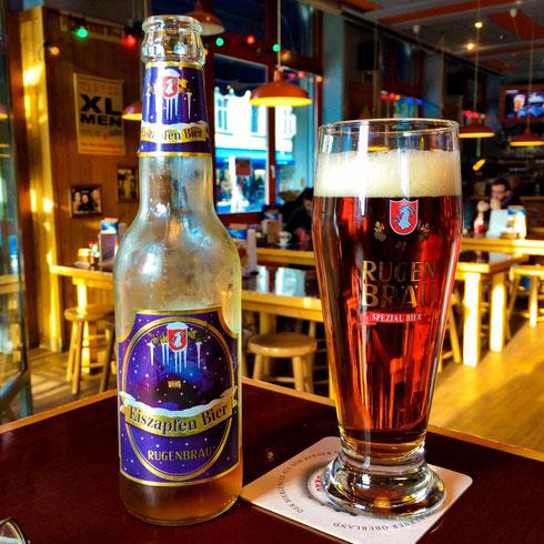Rugenbräu - Eiszapfen Bier