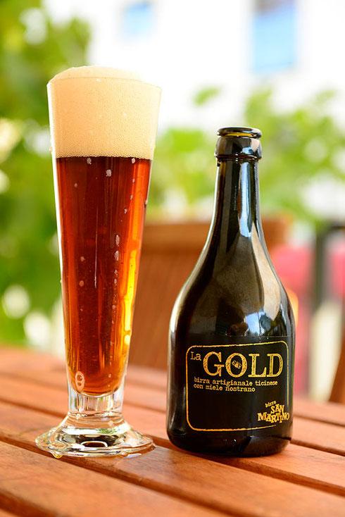 Birra San Martino - La Gold