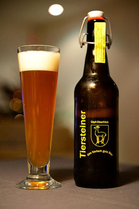 Tiersteiner Bier - Amber
