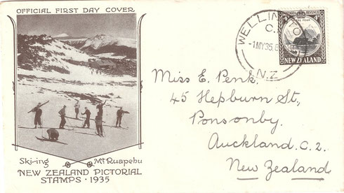 '4d. First day cover'