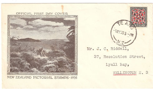 '9d.First day cover'