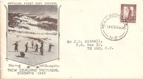 '1 1/2d. First day cover'