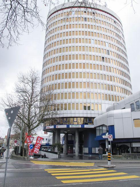 Silberturm St. Gallen Grossacker Praxis für klassische Homöopathie