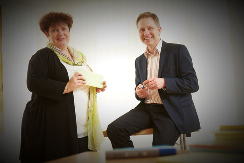 Brigitta Hager and Wolfgang Grilz share their experience on self-organisation and leadership.