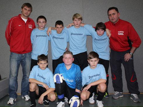 D1-Junioren: FV Langenwinkel