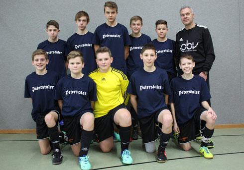 C2-Junioren: SG Kuhbach/R.