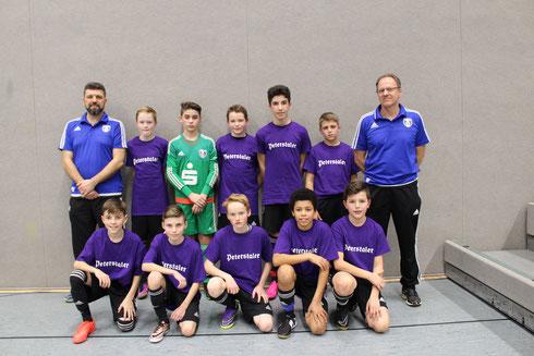 D1-Junioren: SC Lahr